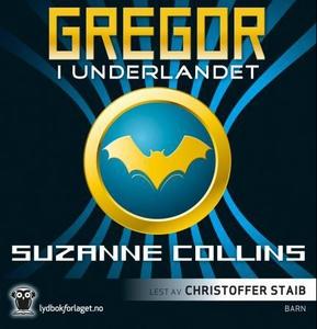 Gregor i Underlandet (lydbok) av Suzanne Coll