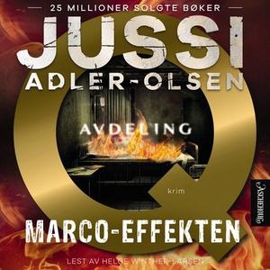 Marco-effekten (lydbok) av Jussi Adler-Olsen