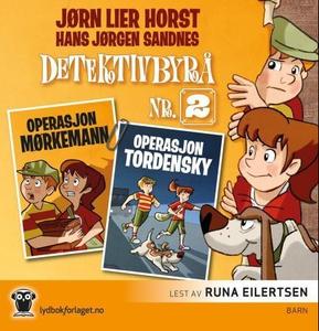Operasjon Tordensky ; Operasjon Mørkemann (ly