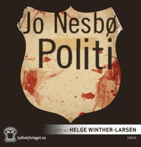Politi (lydbok) av Jo Nesbø