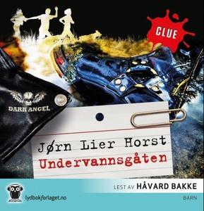 Undervannsgåten (lydbok) av Jørn Lier Horst