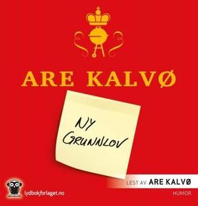 Ny grunnlov (lydbok) av Are Kalvø