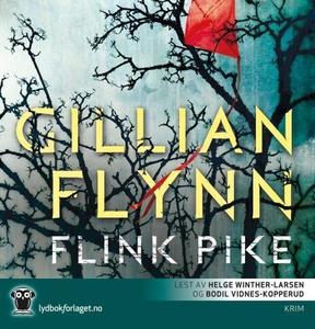 Flink pike (lydbok) av Gillian Flynn