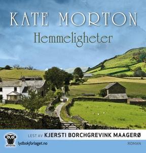 Hemmeligheter (lydbok) av Kate Morton