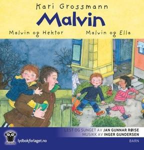 Malvin (lydbok) av Kari Grossmann
