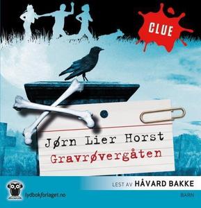 Gravrøvergåten (lydbok) av Jørn Lier Horst
