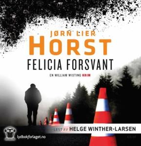 Felicia forsvant (lydbok) av Jørn Lier Horst
