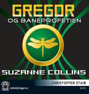 Gregor og Baneprofetien (lydbok) av Suzanne C