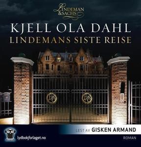 Lindemans siste reise (lydbok) av Kjell Ola D