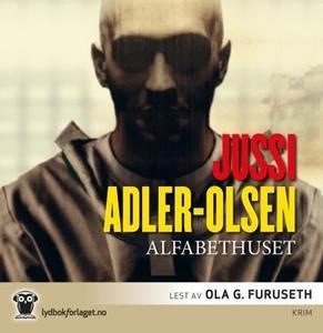 Alfabethuset (lydbok) av Jussi Adler-Olsen