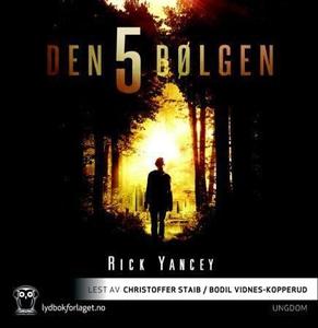 Den 5. bølgen (lydbok) av Rick Yancey