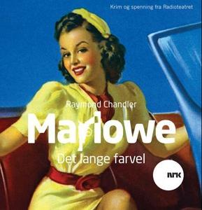 Det lange farvel (lydbok) av Raymond Chandler