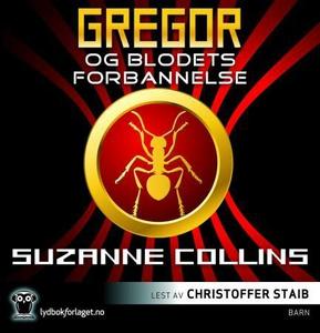 Gregor og blodets forbannelse (lydbok) av Suz