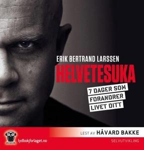 Helvetesuka (lydbok) av Erik Bertrand Larssen