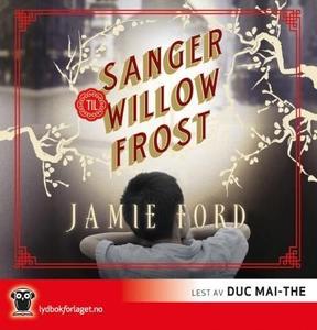 Sanger til Willow Frost (lydbok) av Jamie For