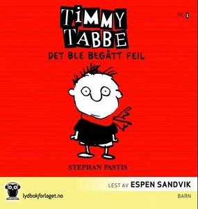 Det ble begått feil (lydbok) av Stephan Pasti