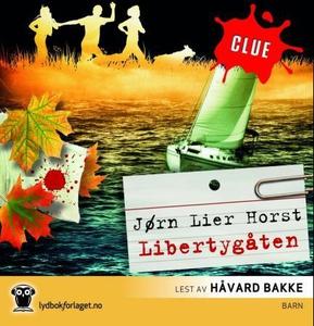Libertygåten (lydbok) av Jørn Lier Horst