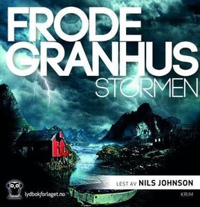 Stormen (lydbok) av Frode Granhus