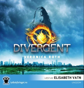 Divergent (lydbok) av Veronica Roth