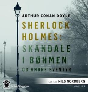 Sherlock Holmes (lydbok) av Arthur Conan Doyl