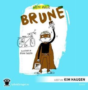 Brune (lydbok) av Håkon Øvreås