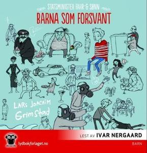 Barna som forsvant (lydbok) av Lars Joachim G