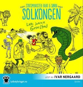 Solkongen (lydbok) av Lars Joachim Grimstad