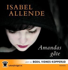 Amandas gåte (lydbok) av Isabel Allende