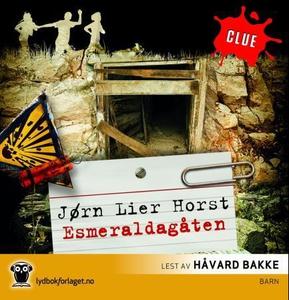 Esmeraldagåten (lydbok) av Jørn Lier Horst