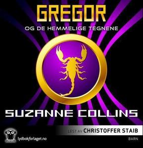 Gregor og de hemmelige tegnene (lydbok) av Su
