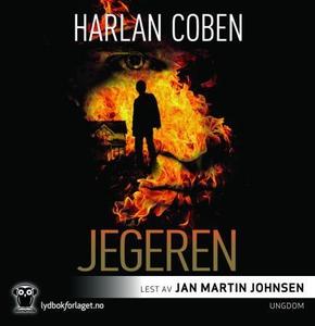 Jegeren (lydbok) av Harlan Coben