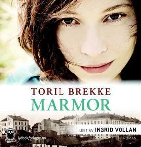 Marmor (lydbok) av Toril Brekke
