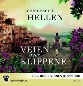 Veien over klippene (lydbok) av Gøril Emilie