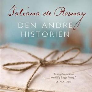 Den andre historien (lydbok) av Tatiana de Ro