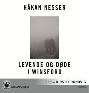 Levende og døde i Winsford (lydbok) av Håkan