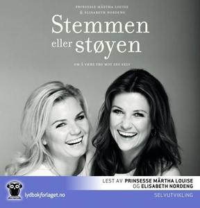 Stemmen eller støyen (lydbok) av Louise Märth