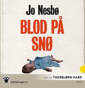 Blod på snø (lydbok) av Jo Nesbø