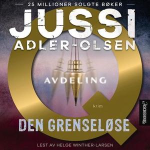 Den grenseløse (lydbok) av Jussi Adler-Olsen