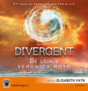 De lojale (lydbok) av Veronica Roth