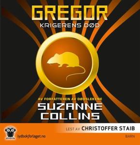 Gregor (lydbok) av Suzanne Collins