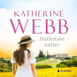 Italienske netter (lydbok) av Katherine Webb