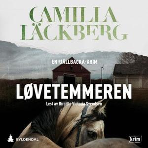 Løvetemmeren (lydbok) av Camilla Läckberg