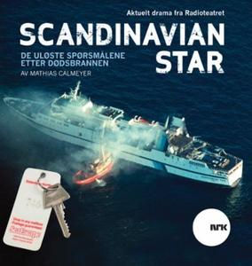 Scandinavian Star (lydbok) av Mathias Calmeye