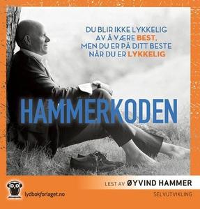 Hammerkoden (lydbok) av Øyvind Hammer