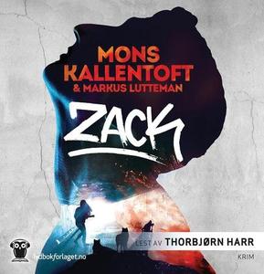 Zack (lydbok) av Mons Kallentoft, Markus Lutt