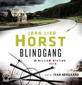 Blindgang (lydbok) av Jørn Lier Horst