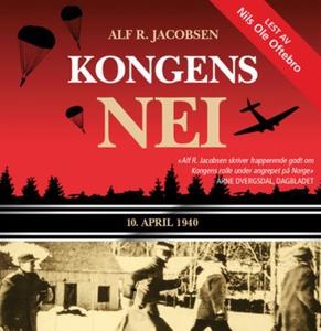 Kongens nei (lydbok) av Alf R. Jacobsen