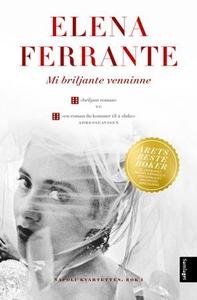 Mi briljante venninne (lydbok) av Elena Ferra