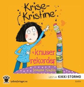 Krise-Kristine knuser rekorder (lydbok) av Jo
