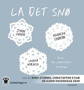 La det snø (lydbok) av John Green, Maureen Jo
